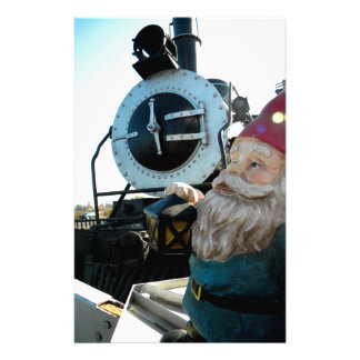 Engine Gnome Stationery