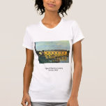 Engine Of The Pump In Marly By Sisley Alfred Tees