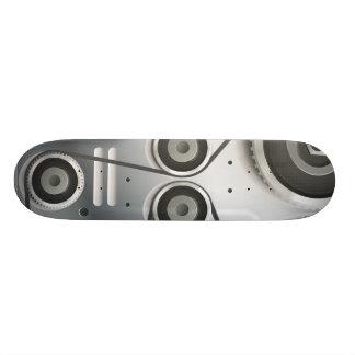 Engine Skateboard Deck
