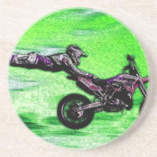 Engine stunt man sandstone coaster
