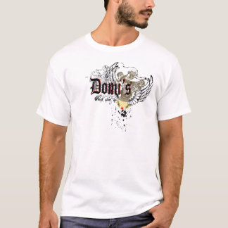 Engine wings Domi's T-shirt