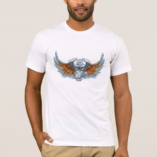 Engine wings-I look T-Shirt