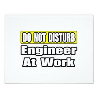 Engineer At Work Invite