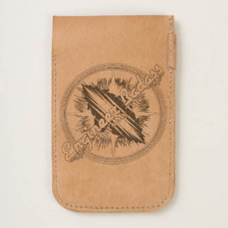 Engineer Badass iPhone6 Leather Pouch