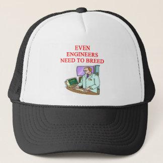 ENGINEER breeding Trucker Hat