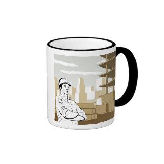 Engineer Builder Architect Mugs