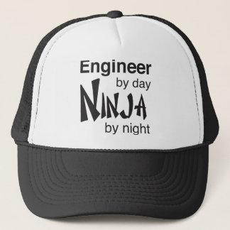 Engineer by day Ninja by night Trucker Hat