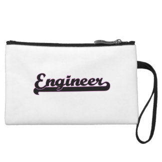 Engineer Classic Job Design Wristlet Clutch