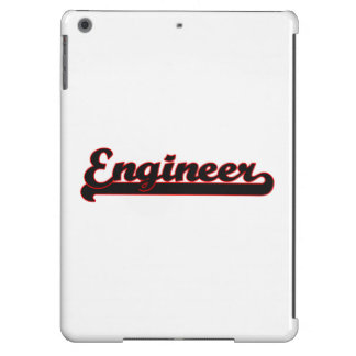 Engineer Classic Job Design iPad Air Covers