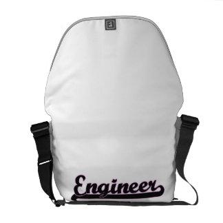 Engineer Classic Job Design Courier Bag