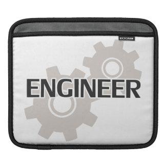 Engineer Clockwork Gears Sleeves For iPads