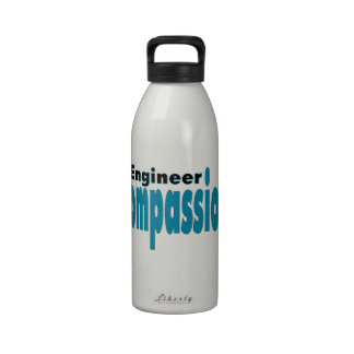 Engineer Compassion Reusable Water Bottles