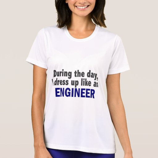 Engineer During The Day Shirt