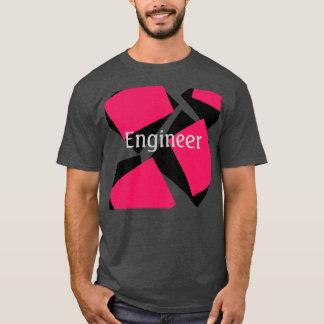 Engineer Geek Cool Nerd Tshirt 4 by CricketDiane