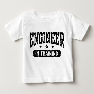 Engineer in Training Baby T-Shirt