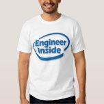 Engineer Inside Shirt