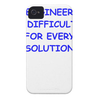 engineer iPhone 4 cover