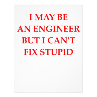 ENGINEER LETTERHEAD