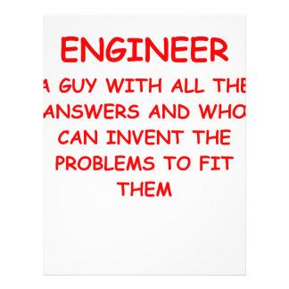 ENGINEER LETTERHEAD