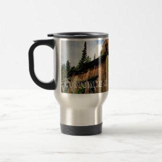 Engineer Mine; Customizable Travel Mug