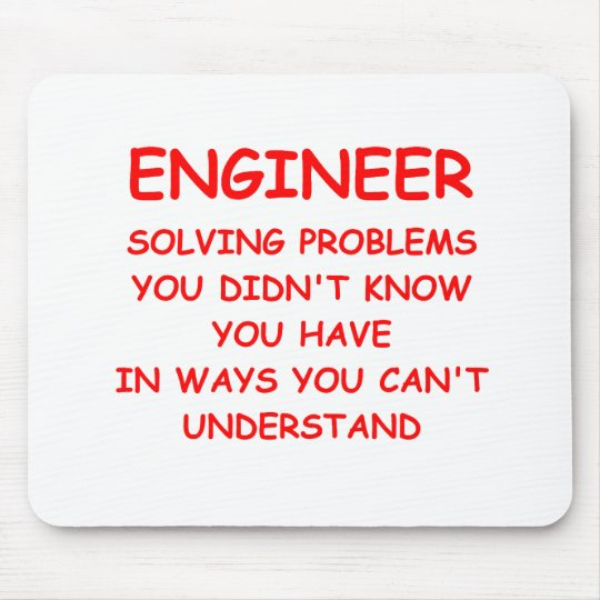 ENGINEER MOUSE PAD