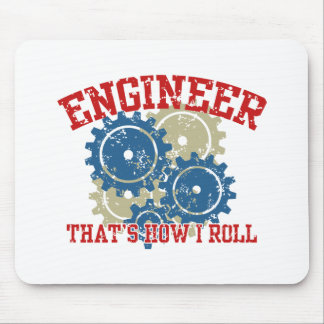 Engineer Mouse Pads