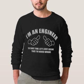 Engineer Never Wrong T Shirt