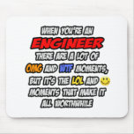 Engineer .. OMG WTF LOL Mouse Pad