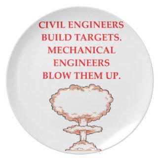 ENGINEER PLATE