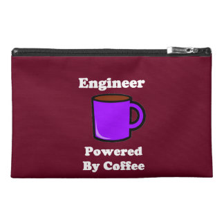 """""""Engineer"""" Powered by Coffee Travel Accessory Bag"""