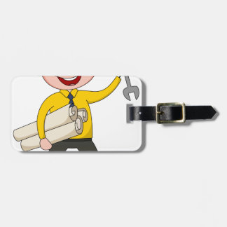 Engineer Tag For Luggage