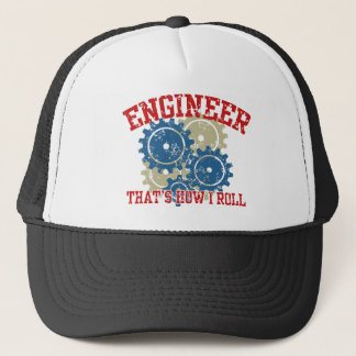 Engineer Trucker Hat