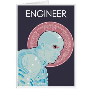 Engineer - Worship Old Gods Card
