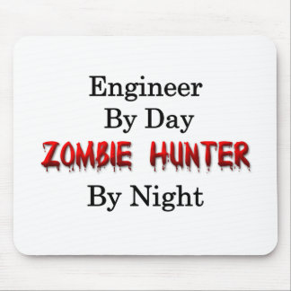 Engineer/Zombie Hunter Mouse Pad