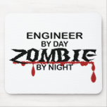 Engineer Zombie Mouse Pad