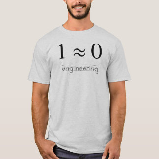 Engineering approximation T-Shirt