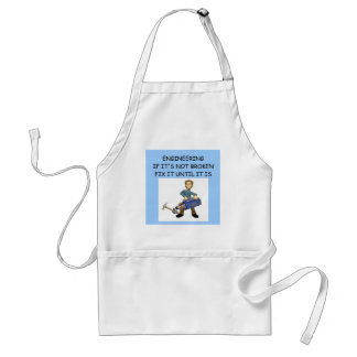 ENGINEERING APRONS