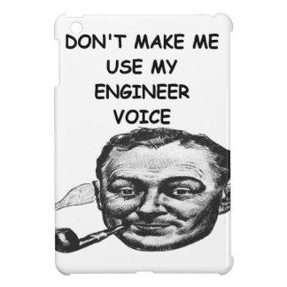engineering case for the iPad mini