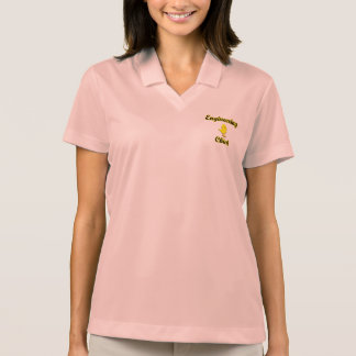 Engineering Chick Polo Shirt
