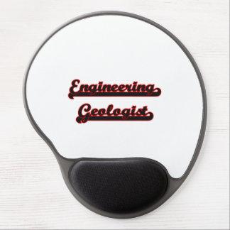 Engineering Geologist Classic Job Design Gel Mouse Pad