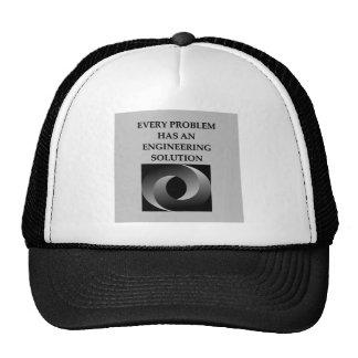 engineering mesh hat