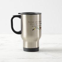 Engineering humor travel mug