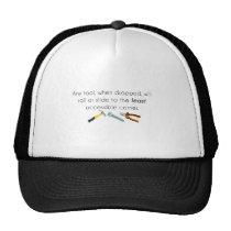 Engineering humor trucker hat