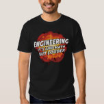 Engineering - It's Like Math But Louder T Shirts