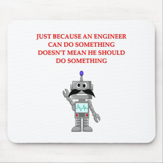 engineering mouse pad