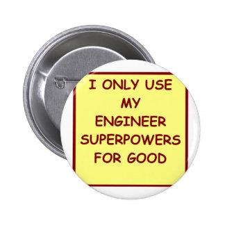 engineering pinback button