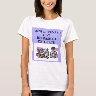 engineering research joke T-Shirt