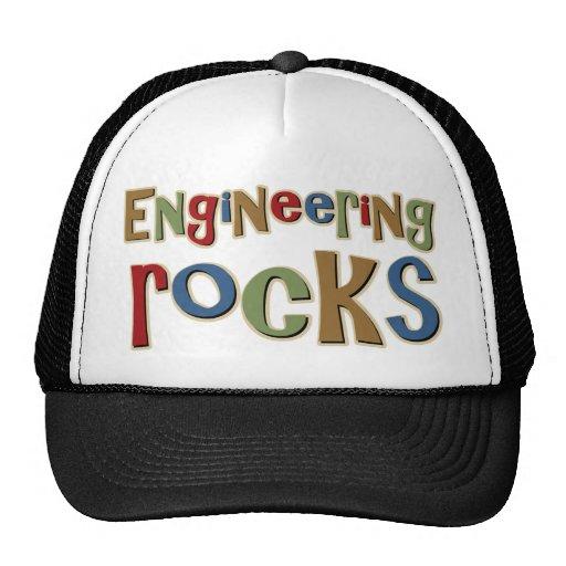 Engineering Rocks Trucker Hat