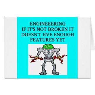 ENGINEERINGjoke Card
