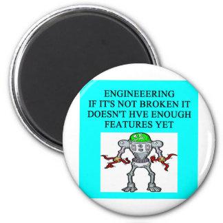 ENGINEERINGjoke Fridge Magnets